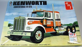 Kenworth Coventional W-925 - AMT