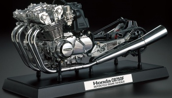 Honda CB750F Motorcycle Engine - Tamiya