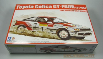 Toyota Celica GT  Four ST165   Aoshima