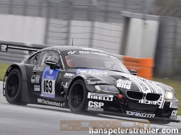 BMW Z4 GT3 24h Nürburgring 2010 Decals - SCALE PRODUCTION | Car ...