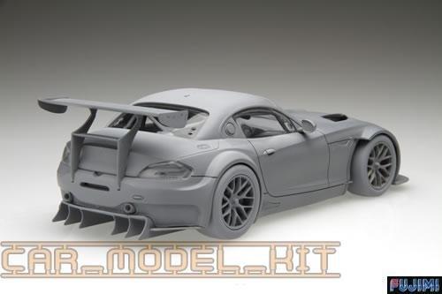 Bmw Z4 Gt3 Rd3 Sepang Fujimi Car Model Kit Com