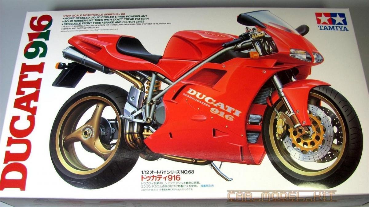 Ducati 916 - Tamiya
