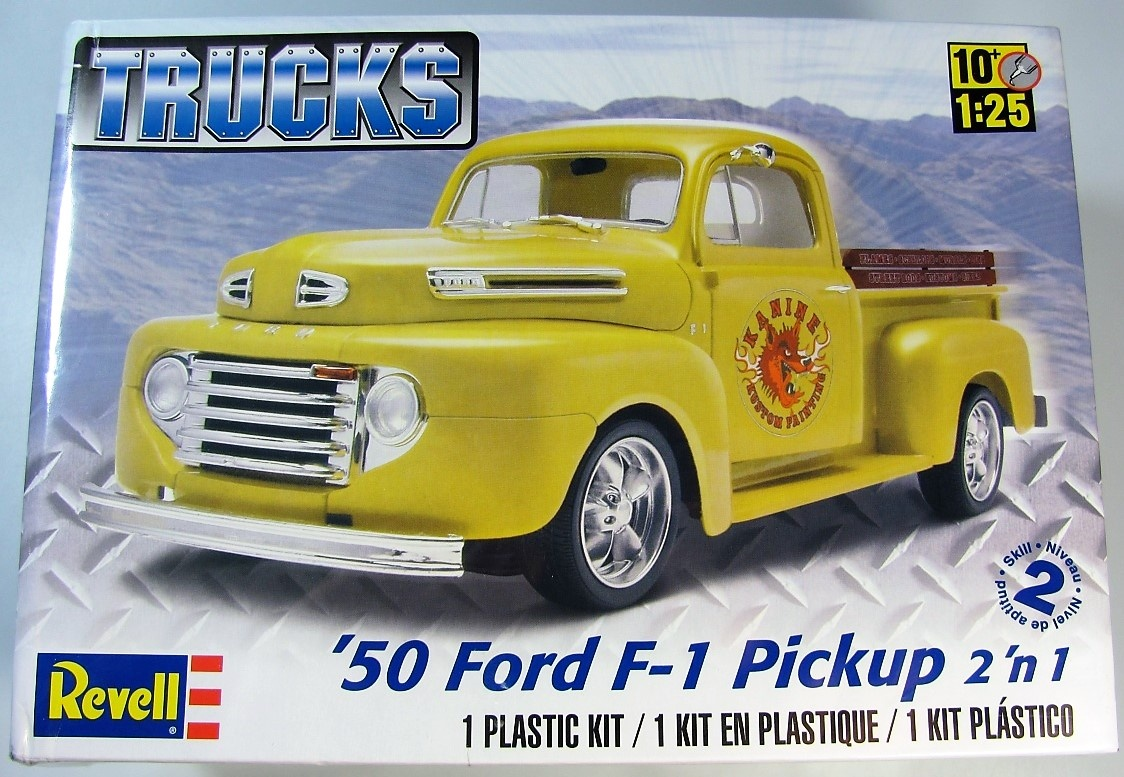 Ford F  Pickup Revell