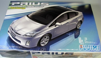 Toyota Prius S Touring Selection Solar Panel Type   Fujimi