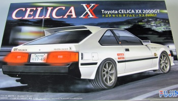 toyota celica tamiya car model kit com