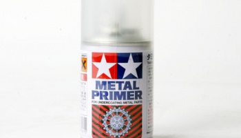 Metal Primer 100ml spray - Tamiya