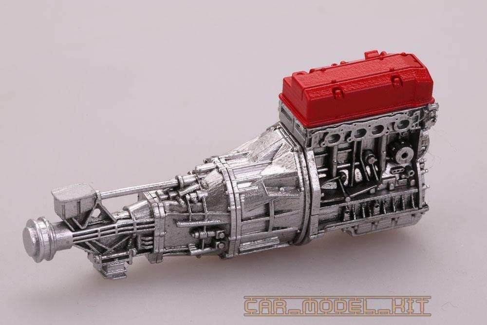 Honda F20C Engine Detail Set - Hobby Design | Car-model ...