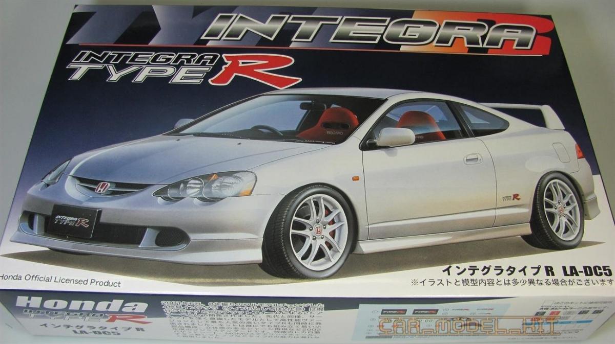 Honda New Integra Type R LA DC5