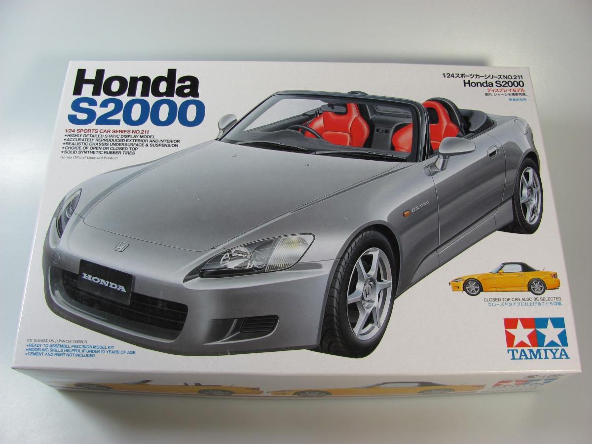 Honda S2000   Tamiya