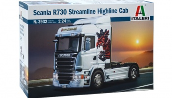 Scania R730 Streamline Highline Cab - Italeri