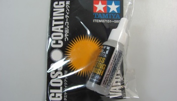 Gloss Coating Varnish - Tamiya