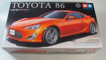 Toyota 86   Tamiya