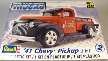 Chevy Pickup Truck 1941 (2 in 1) - Revell