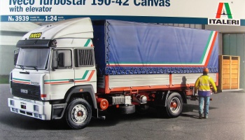 IVECO Turbostar 190-42 Canvas - Italeri
