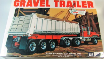 Gravel Trailer - MPC