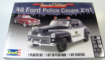 Ford Police Coupe - Revell