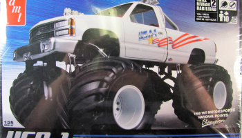 Monster Truck USA-1 - AMT