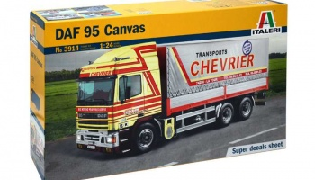 DAF 95 CANVAS - Italeri