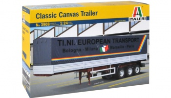 CANVAS TRAILER - Italeri