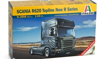 SCANIA R620 Topline New R Series - Italeri