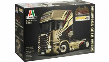 "SCANIA R730 STREAMLINE ""TEAM CHIMERA"" - Italeri"