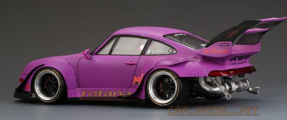 Rwb Porsche 993 Widebody Kit For Ver Quot Akira Nakai Quot Rotana