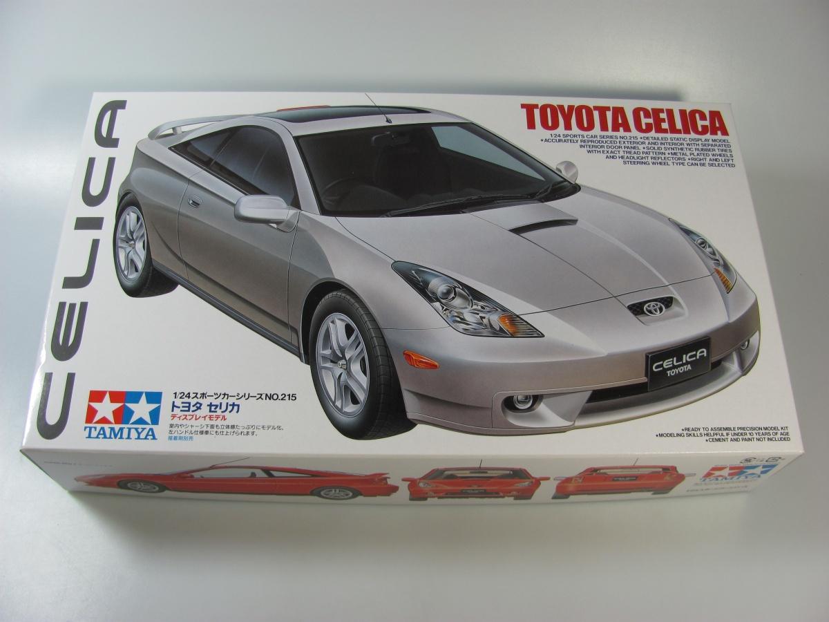 Toyota Celica   Tamiya