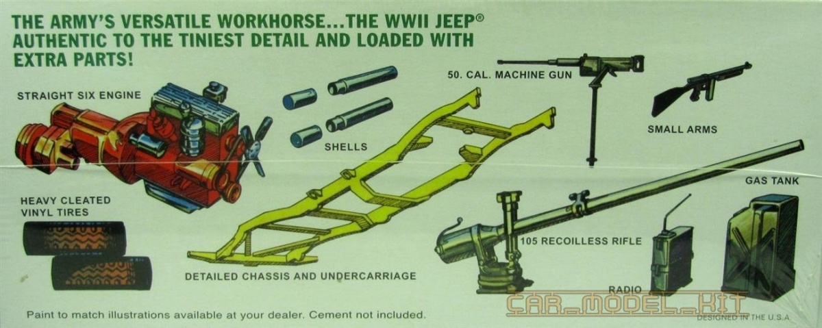 Image result for mpc world war ii jeep