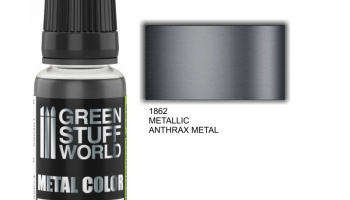 Metallic Paint ANTHRAX METAL - Green Stuff World