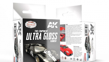 ULTRA GLOSS VARNISH - AK-Interactive