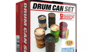 DRUM CAN SET - AK-Interactive