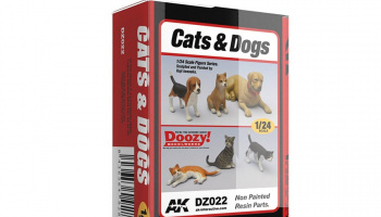 CATS & DOGS - AK-Interactive