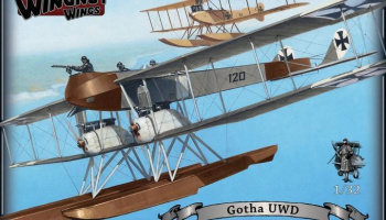 Gotha UWD - Wingnut Wings