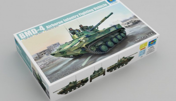 BMD-4 Airborne Infantry Fighting Vehicle 1/35 - Trumpeter