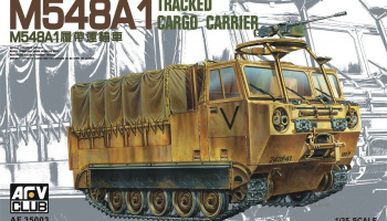 American M548A1 Tracked Cargo Carrier - AFV Club