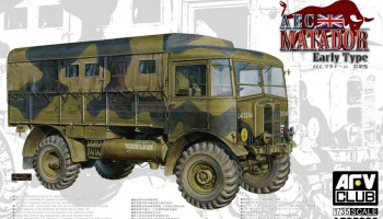 AEC Matador Truck Early Type (1:35) - AFV Club