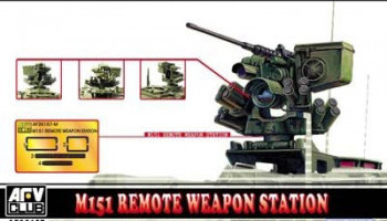 M151 Remote Weapon Station 1/35 - AFV Club