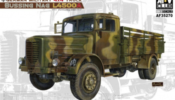 BUSSING NAG L4500A 1/35 - AFV Club