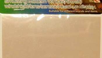 PC Panel for modern Vehicles and Aircraft - AFV Club