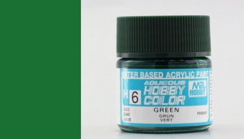 Hobby Color H 006 - Green - Gunze