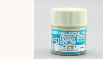 Hobby Color H 021 - Off White Gloss - Gunze