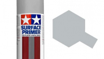 Surface Primer Gray - Tamiya