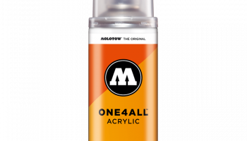 Acrylic Clear Coat Gloss 400ml - Molotow