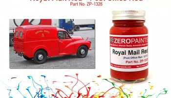 Nato Green BS285 Paint 30ml - Zero Paints | Car-model-kit com