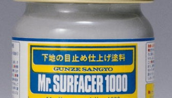 Mr.Surfacer 1000 - 40ml - Gunze