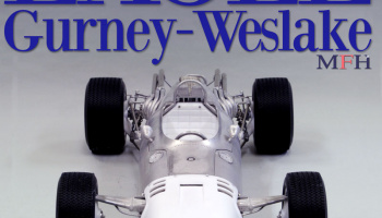 EAGLE Gurney-Weslake Fulldetail Kit - Model Factory Hiro