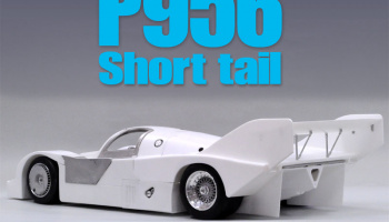 Porsche 956 Fulldetail Kit - Model Factory Hiro