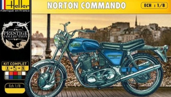 Norton Commando - Heller