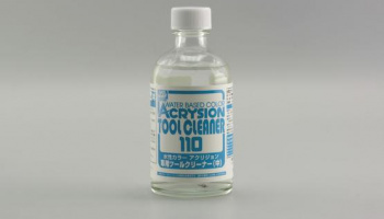 Acrysion Tool Cleaner  110 ml Gunze