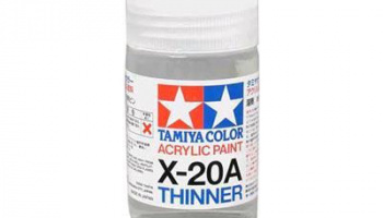 Thinneer Acrylic Paint 46 ml - Tamiya